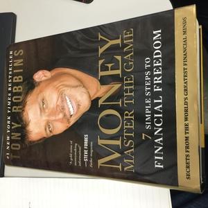 "Tony Robbins "" Money Master the Game "" rental Green Bay-Appleton, WI"