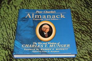 Poor Charlie's Almanac Book rental Traverse City-Cadillac, MI
