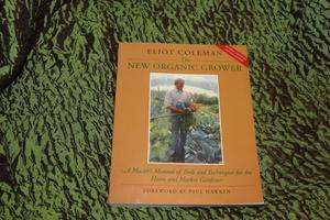 The New Organic Grower book rental Traverse City-Cadillac, MI