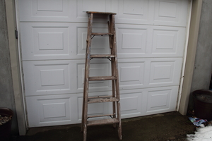 Wood Ladder  rental Traverse City-Cadillac, MI