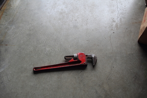 Pipe Wrench  rental Traverse City-Cadillac, MI