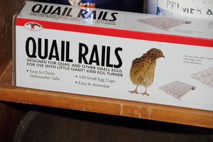 Incubator Quail Rails  rental Traverse City-Cadillac, MI