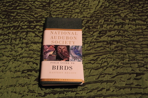 National Audubon Society Bird Guide Book rental Traverse City-Cadillac, MI