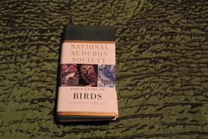National Audubon Society Bird Guide Book rental Traverse City-Cadillac, MI