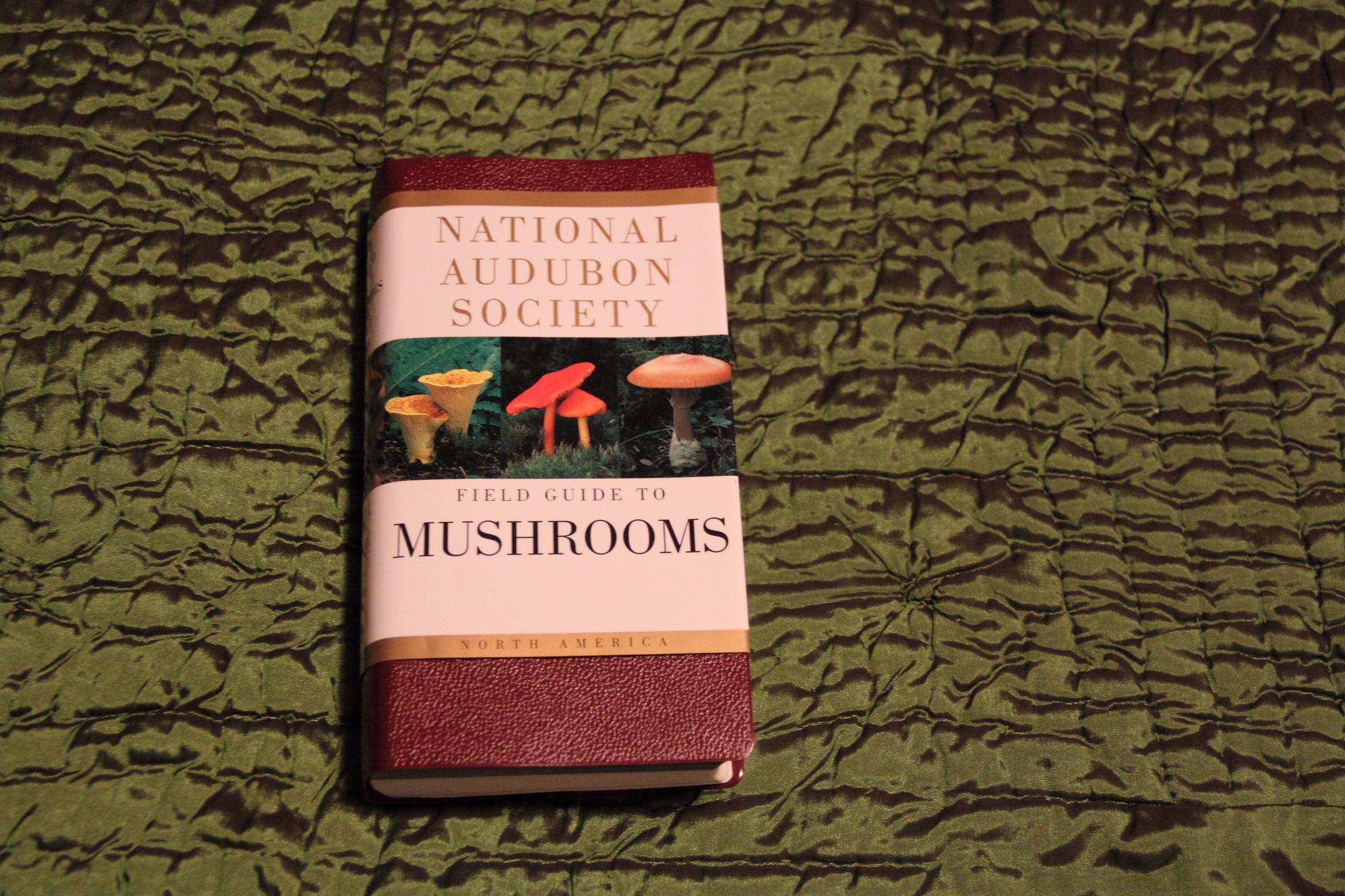 National Audubon Society Mushroom Guide Book rental in Traverse City, MI