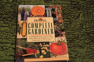 Burpee Complete Gardener Book rental Traverse City-Cadillac, MI