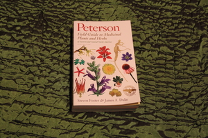 Peterson Field Guide Plants and Herbs Book rental Traverse City-Cadillac, MI