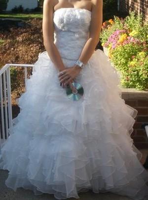 Sweet 16/Wedding Dress rental New York, NY