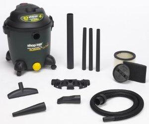 Shop-Vac 9631200 12-Gallon 4.5-Peak HP Detachable  rental Rochester, NY