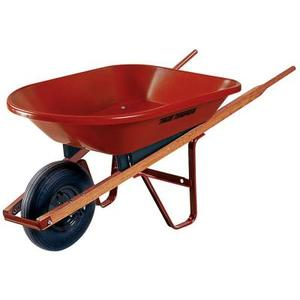 Wheelbarrow - 4 cu. ft. Poly rental Rochester, NY