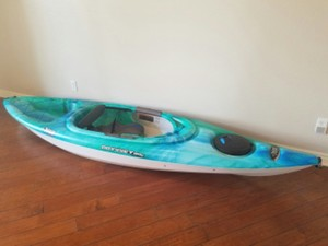 Kayak, Pelican Premium, Like new rental Phoenix, AZ