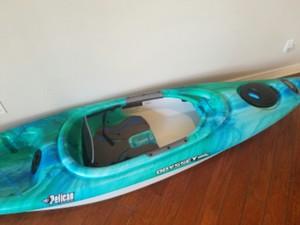 Kayak, Pelican Premium, Like new rental Phoenix, AZ