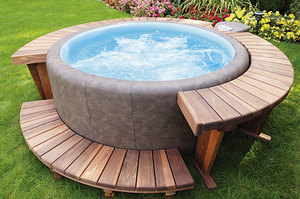 Hot Tub For 6 Adults rental New York, NY