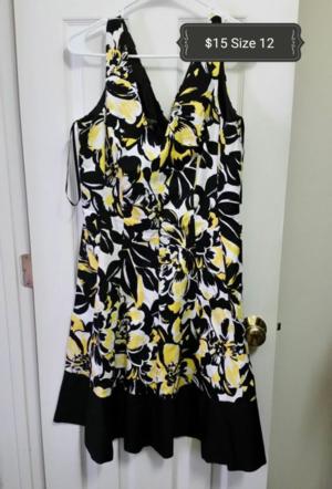 Nine West dress  rental Raleigh-Durham (Fayetteville), NC