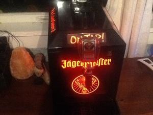 Jäger shot machine ice cold shots  rental Providence, RI-New Bedford, MA