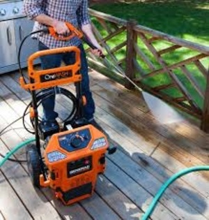 Generac one  power washer  rental Providence, RI-New Bedford, MA