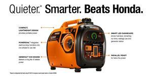Generac generator 2000watt rental San Antonio, TX