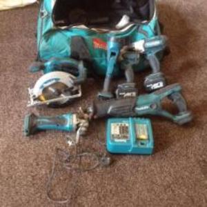 Makita tools cordless rental San Antonio, TX