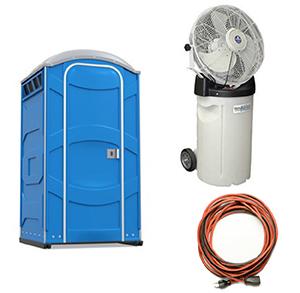 Restrooms & Equipment