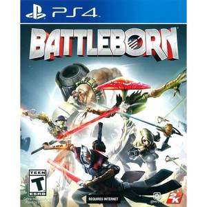 BATTLEBORN PS4 rental Los Angeles, CA