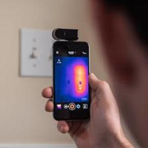 Thermal Camera (for Android phones with USB-C) rental Austin, TX