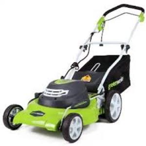 Electric Lawn Mower rental Austin, TX