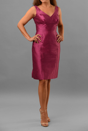 Anna Elyse Silk Bridesmaid Dress rental San Francisco-Oakland-San Jose, CA