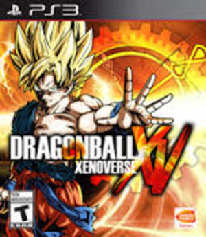 Dragonball Xenoverse PS3 rental Los Angeles, CA