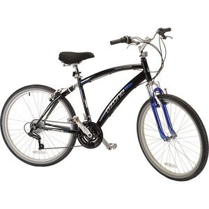 "Ozone 500 Men's Black Canyon 26"" 21-Speed Comfort rental Houston, TX"