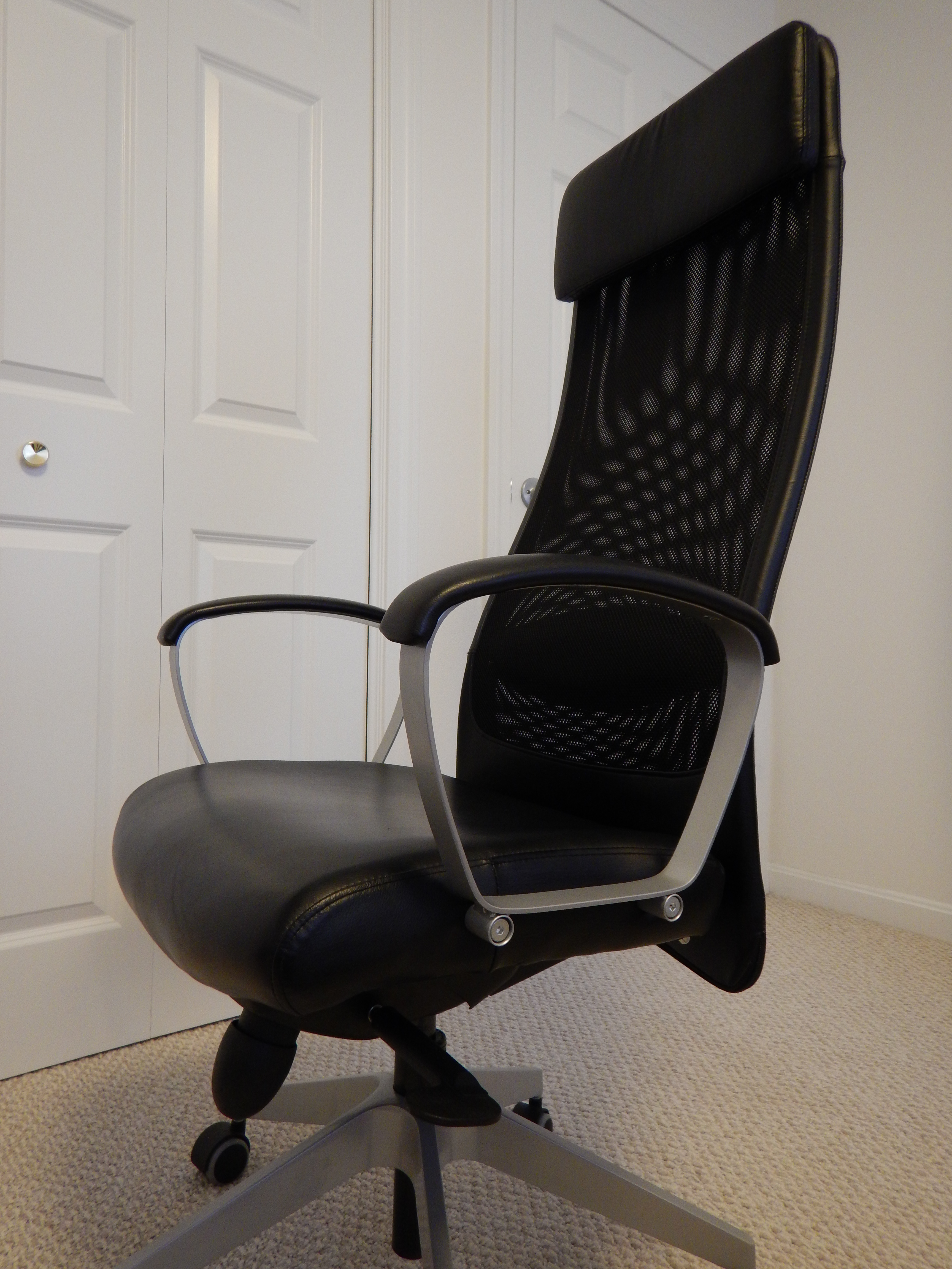 Loanablesikea Markus Office Desk Chair Rental Located In Nottingham Nh