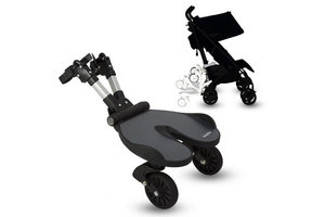 Joovy stroller skateboard rental Austin, TX