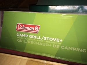 Coleman Camp Stove rental Austin, TX