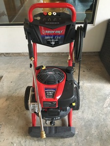Pressure Washer rental Austin, TX