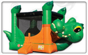Bounce House - Gator Belly Bouncer rental Austin, TX