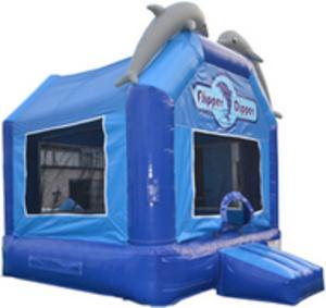 Bounce House - Flipper Dipper rental Austin, TX