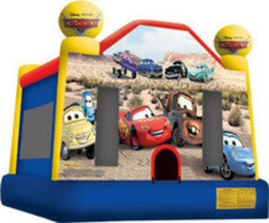 Bounce House - Disney Cars rental Austin, TX