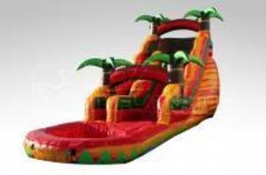 Fiesta Breeze Water Slide - 18' rental Austin, TX