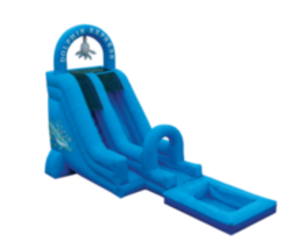 Dolphin Express Water Slide - 18' rental Austin, TX