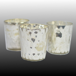 Mercury Votive Holder rental Austin, TX