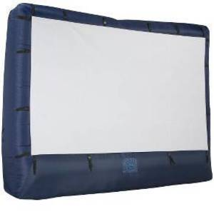 12 Foot Inflatable Movie Screen rental Austin, TX