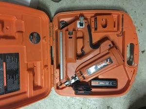 Battery-powered framing nail gun rental Austin, TX