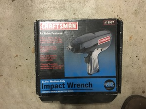 Impact Wrench rental Austin, TX