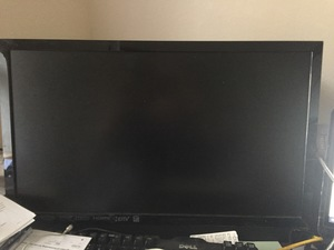 "24"" Internet-ready monitor rental Austin, TX"