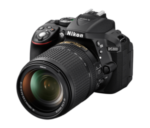 Nikon d5300  rental Los Angeles, CA