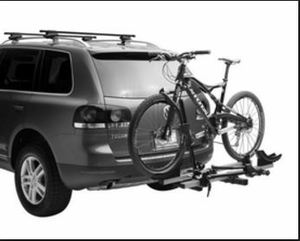 Thule Hitch Mount Bike Carrier rental Austin, TX