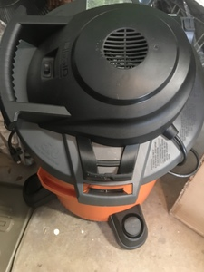 Rigid Shop Vac rental Austin, TX