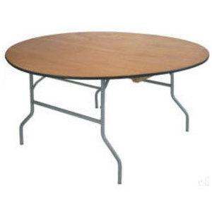 "Round Tables - 72"" rental Austin, TX"