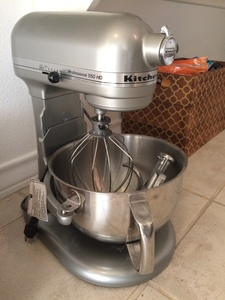 KitchenAid Mixer rental Austin, TX