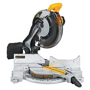 Dewalt 12-Inch Single-Bevel Compound Miter Saw rental Los Angeles, CA