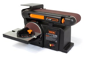 WEN 4 x 36-Inch Belt and 6-Inch Disc Sander  rental Los Angeles, CA
